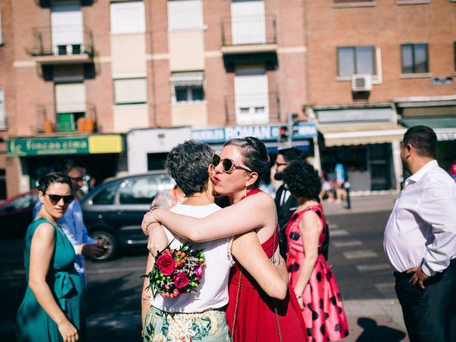 La boda de Leandro y Ainhoa en Madrid, Madrid 53