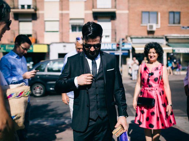La boda de Leandro y Ainhoa en Madrid, Madrid 54