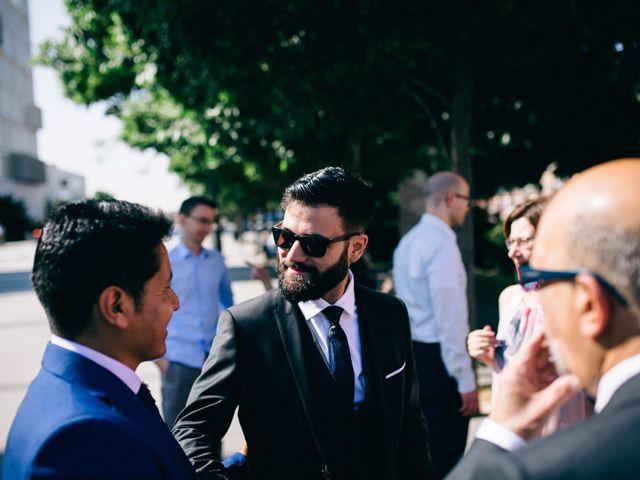 La boda de Leandro y Ainhoa en Madrid, Madrid 55