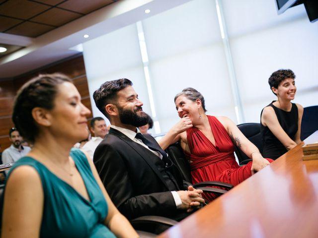 La boda de Leandro y Ainhoa en Madrid, Madrid 66
