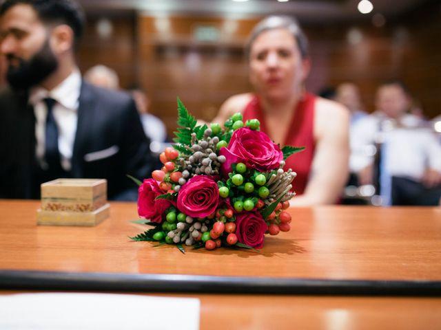 La boda de Leandro y Ainhoa en Madrid, Madrid 67