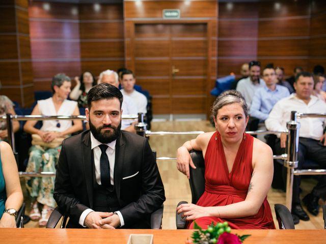 La boda de Leandro y Ainhoa en Madrid, Madrid 68
