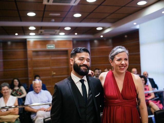 La boda de Leandro y Ainhoa en Madrid, Madrid 69