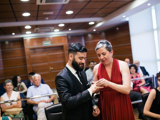 La boda de Leandro y Ainhoa en Madrid, Madrid 70