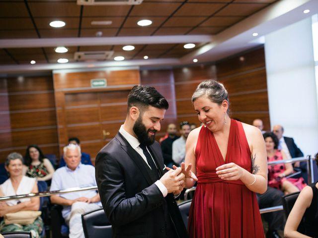 La boda de Leandro y Ainhoa en Madrid, Madrid 71