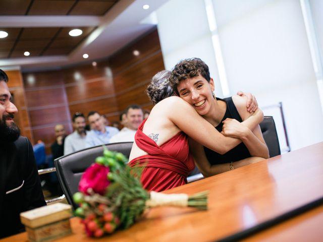 La boda de Leandro y Ainhoa en Madrid, Madrid 73