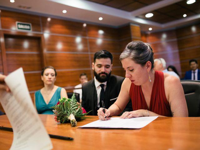 La boda de Leandro y Ainhoa en Madrid, Madrid 74