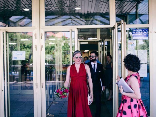 La boda de Leandro y Ainhoa en Madrid, Madrid 77