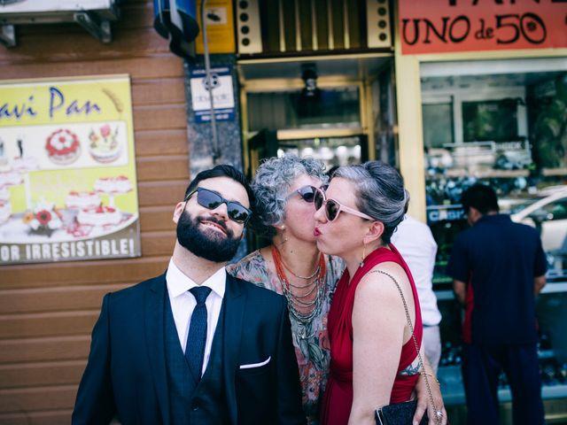 La boda de Leandro y Ainhoa en Madrid, Madrid 81