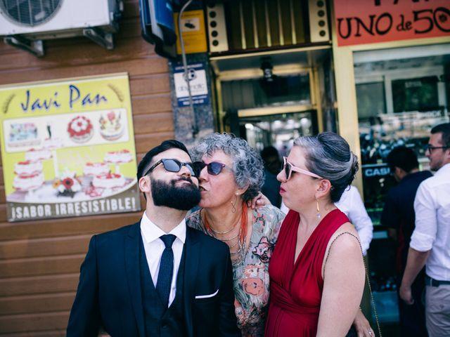 La boda de Leandro y Ainhoa en Madrid, Madrid 82