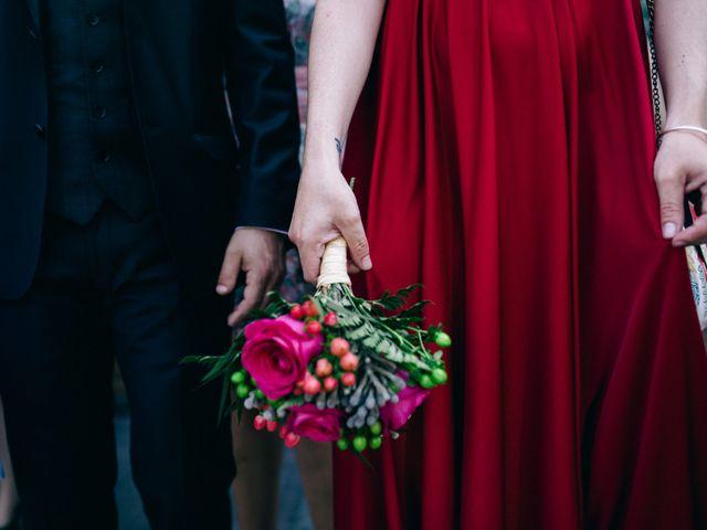 La boda de Leandro y Ainhoa en Madrid, Madrid 83