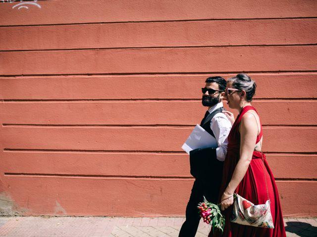 La boda de Leandro y Ainhoa en Madrid, Madrid 85