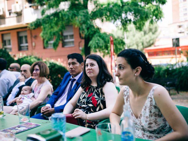 La boda de Leandro y Ainhoa en Madrid, Madrid 92