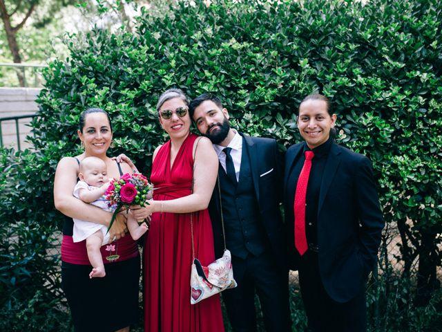 La boda de Leandro y Ainhoa en Madrid, Madrid 100