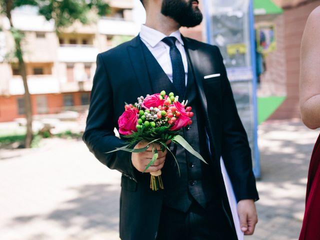 La boda de Leandro y Ainhoa en Madrid, Madrid 101
