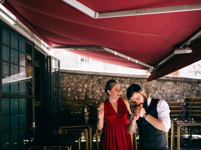 La boda de Leandro y Ainhoa en Madrid, Madrid 108
