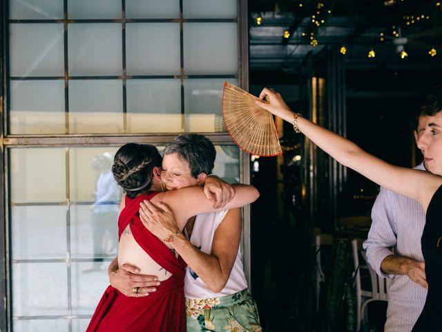 La boda de Leandro y Ainhoa en Madrid, Madrid 111