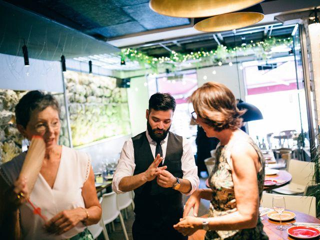 La boda de Leandro y Ainhoa en Madrid, Madrid 115