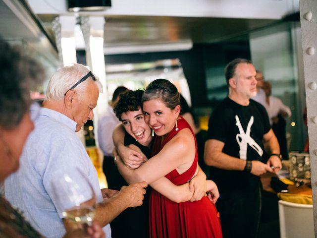 La boda de Leandro y Ainhoa en Madrid, Madrid 116