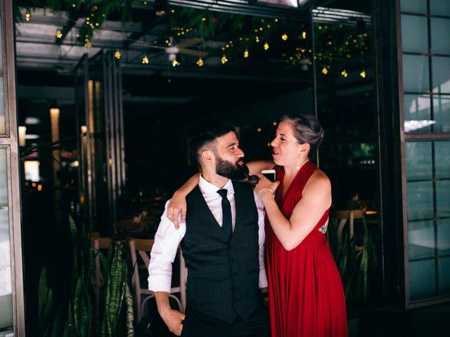 La boda de Leandro y Ainhoa en Madrid, Madrid 123