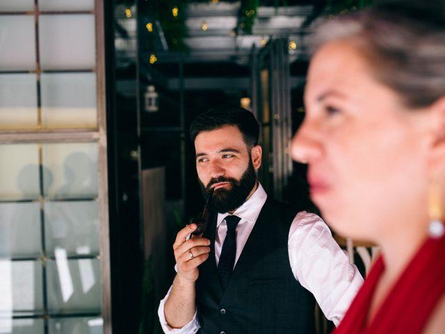 La boda de Leandro y Ainhoa en Madrid, Madrid 124