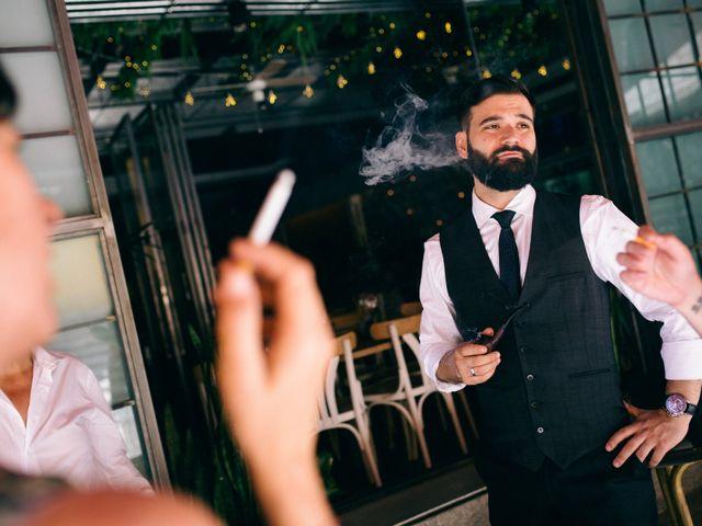 La boda de Leandro y Ainhoa en Madrid, Madrid 125