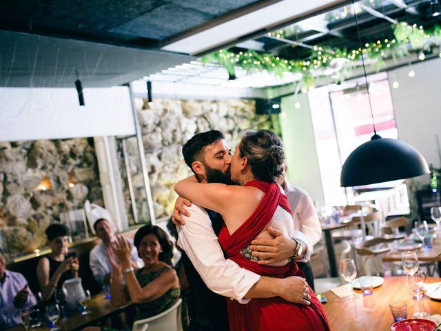 La boda de Leandro y Ainhoa en Madrid, Madrid 131