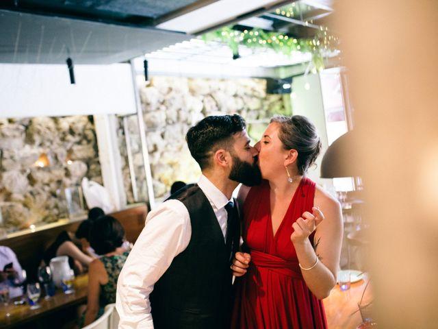 La boda de Leandro y Ainhoa en Madrid, Madrid 132