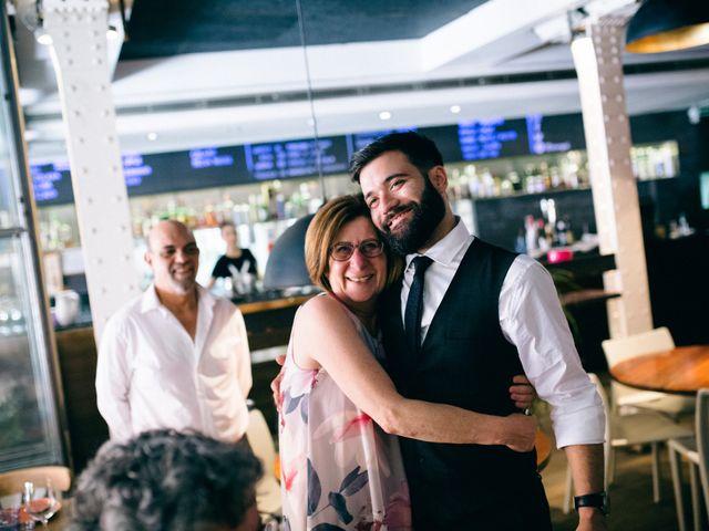 La boda de Leandro y Ainhoa en Madrid, Madrid 135