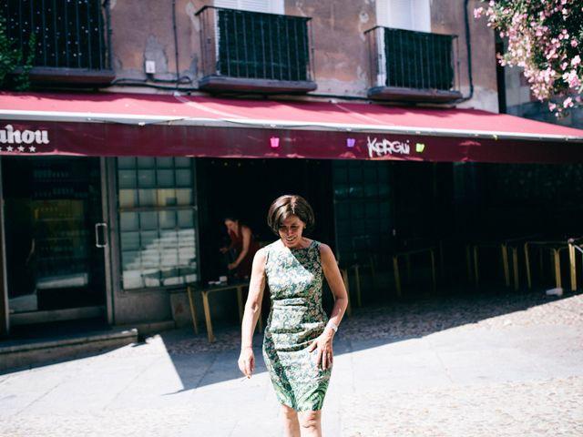 La boda de Leandro y Ainhoa en Madrid, Madrid 137