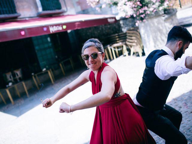 La boda de Leandro y Ainhoa en Madrid, Madrid 138