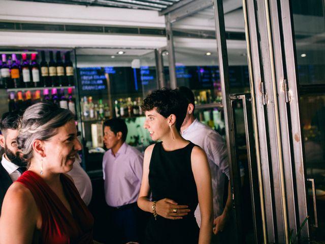 La boda de Leandro y Ainhoa en Madrid, Madrid 141