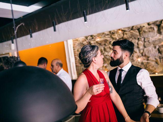 La boda de Leandro y Ainhoa en Madrid, Madrid 142