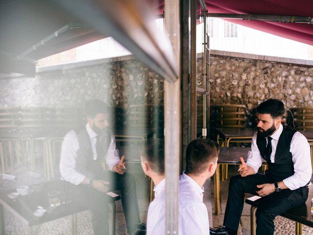 La boda de Leandro y Ainhoa en Madrid, Madrid 152