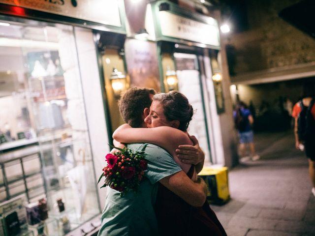 La boda de Leandro y Ainhoa en Madrid, Madrid 158