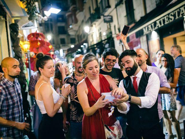 La boda de Leandro y Ainhoa en Madrid, Madrid 159