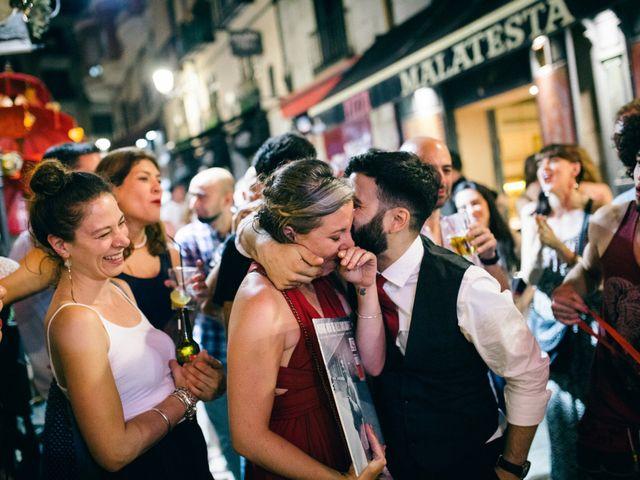 La boda de Leandro y Ainhoa en Madrid, Madrid 2