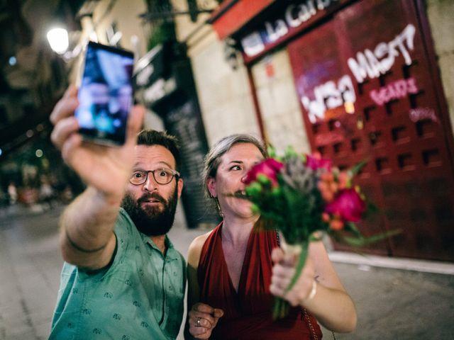 La boda de Leandro y Ainhoa en Madrid, Madrid 160