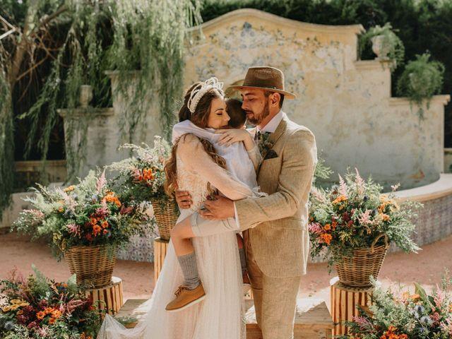 La boda de Aurelio y Eva en Elx/elche, Alicante 1