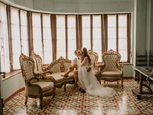 La boda de Eva y Aurelio