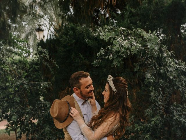 La boda de Aurelio y Eva en Elx/elche, Alicante 38