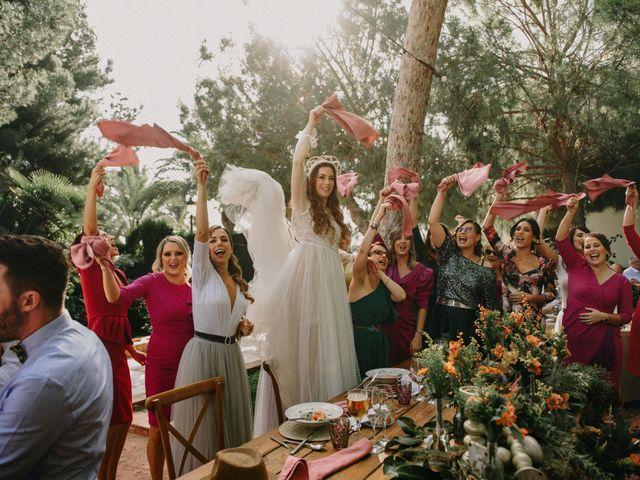 La boda de Aurelio y Eva en Elx/elche, Alicante 47