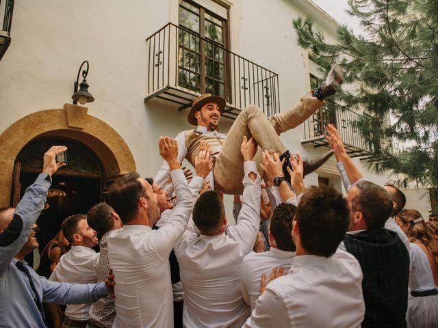 La boda de Aurelio y Eva en Elx/elche, Alicante 52