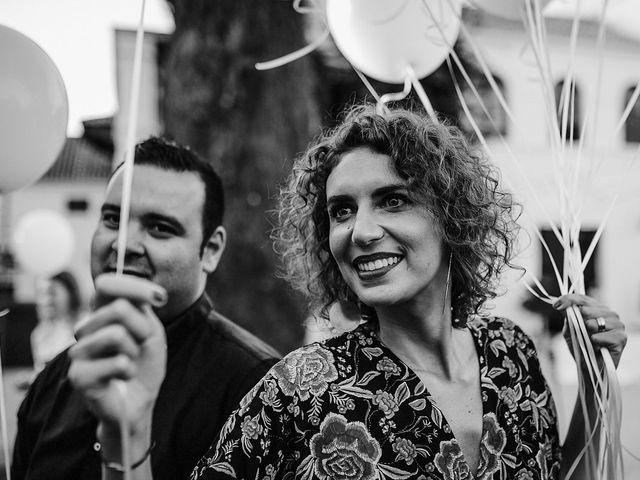La boda de Daniel y Marion en Gerena, Sevilla 38
