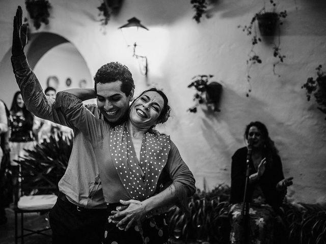 La boda de Daniel y Marion en Gerena, Sevilla 45