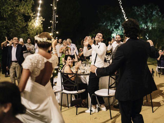 La boda de Daniel y Marion en Gerena, Sevilla 46