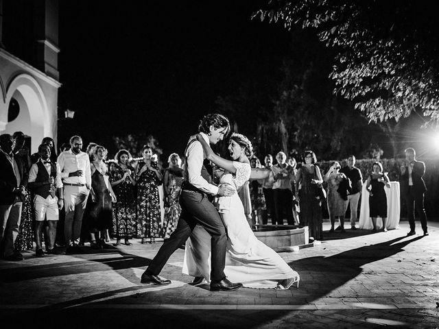 La boda de Daniel y Marion en Gerena, Sevilla 59