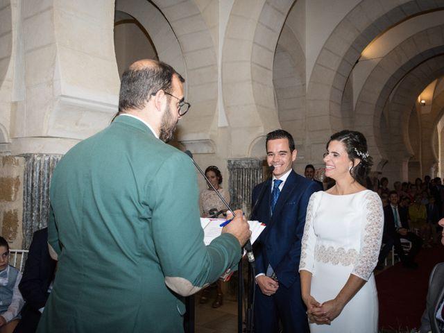 La boda de Rebeca y Pablo en El Puerto De Santa Maria, Cádiz 14