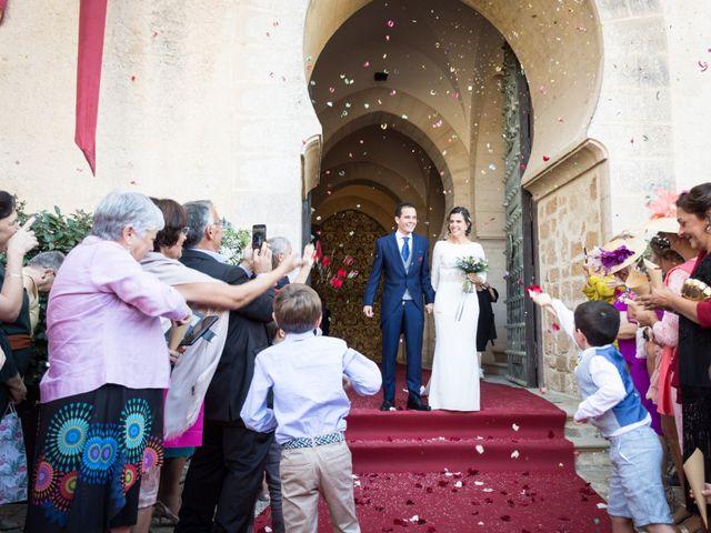 La boda de Rebeca y Pablo en El Puerto De Santa Maria, Cádiz 17