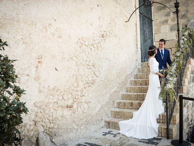 La boda de Rebeca y Pablo en El Puerto De Santa Maria, Cádiz 27